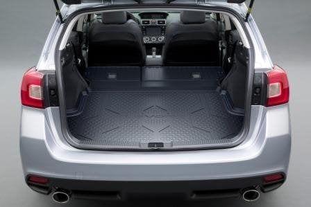 Subaru Levorg 2016MY, Rear Seat Back Protectors