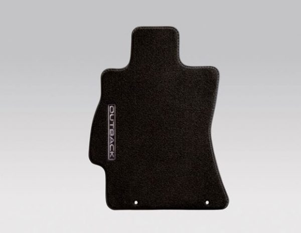 Subaru Outback Premium Carpet Mats, 2010 to 2014 Models