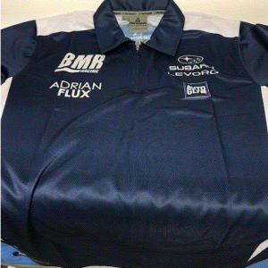 Subaru Team BMR BTCC Polo Shirt – 2018