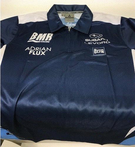 Subaru Team BMR BTCC Polo Shirt - 2018