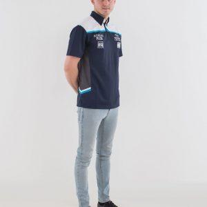 Subaru Team BMR BTCC Polo Shirt