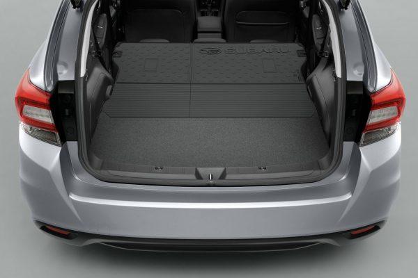 Subaru XV & Impreza 2018MY, Rear Seat Back Protectors