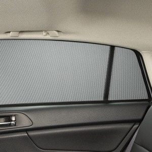 Subaru XV & Impreza Rear Side and Quarter Glass Sunshade (set of 4)