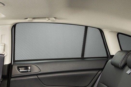 Subaru XV & Impreza Rear Side and Quarter Glass Sunshade (set of 4)