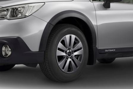 Wheel Arch Extensions, Genuine, Subaru Outback 2015 Onwards