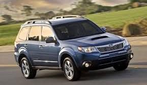 Subaru Forester 2009 - 2012