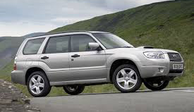 Subaru Forester 2003 - 2008