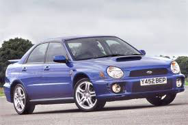 Subaru Impreza 2002-