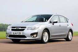Subaru Impreza 2013 -