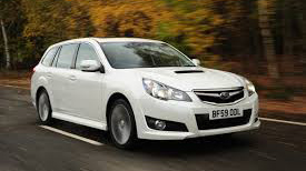 Subaru Legacy 2010 - 2012