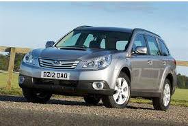 Subaru Outback 2010 - 2014
