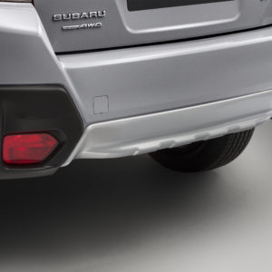 Rear Resin Underguard, Subaru XV 2018 Model