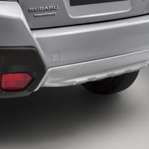 Rear Resin Underguard, Subaru XV 2018 Model