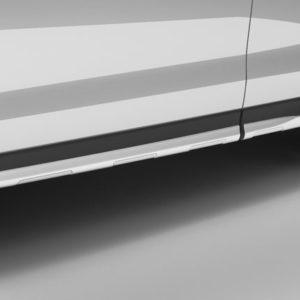 Side Resin Underguard, Subaru Forester 2018