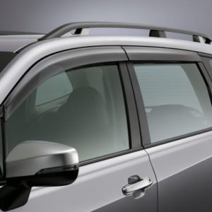 Subaru Forester Door Visors. Hybrid Model 2020