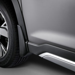 Splash Guards: Front, Subaru Forester e-Boxer Hybrid model J1010SJ001