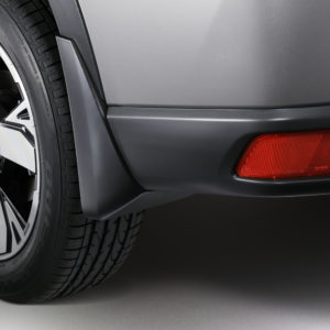 Splash Guards: Rear, Subaru Forester e-Boxer Hybrid model J1010SJ004