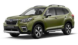 Subaru Forester Hybrid 2020